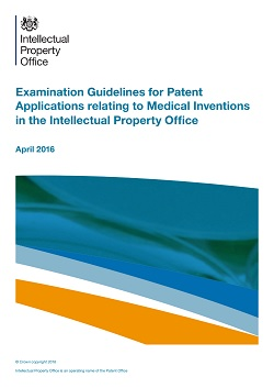 Examination Guidelines for Patent Examination Guidelines for Patent in the Intellectual Property Offce
