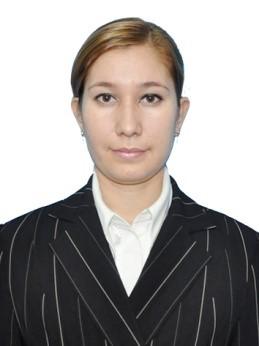 Yadgarova Dilnoza Baxtiyarovna