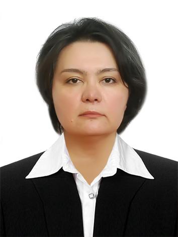 Yakubova Xurshida Muratovna