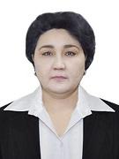 Tasheva Umida Temurovna
