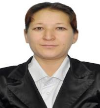 Sabirova Nazokat Karimbayevna