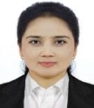 Saydaliyeva Guzal Abdurashidovna