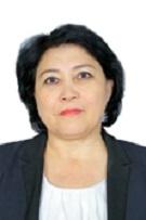 Oʻljayeva Shoxista Mamajonovna