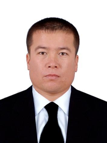 Eshpulatov Nodir Mamatqurbonovich