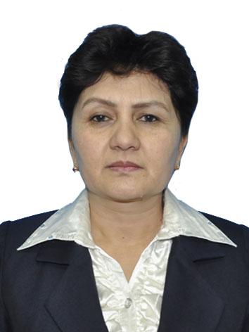 Safarbayeva Nigora Mustafayevna